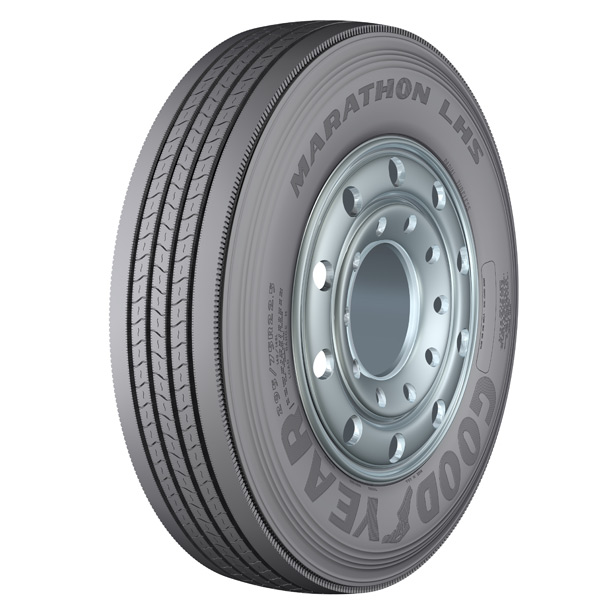 Semi Truck Tires Near Me >> Goodyear Marathon Lhs
